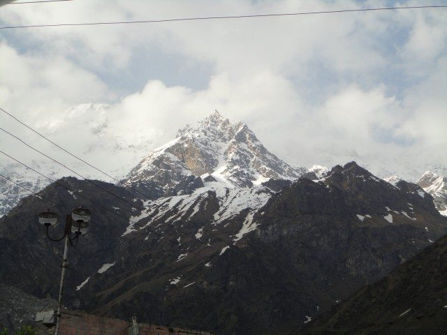 Beautiful Hilltop1 Surrounding Kedarnath Ji Temple