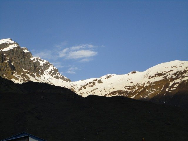 Beautiful Hilltop4 Surrounding Kedarnath Ji Temple
