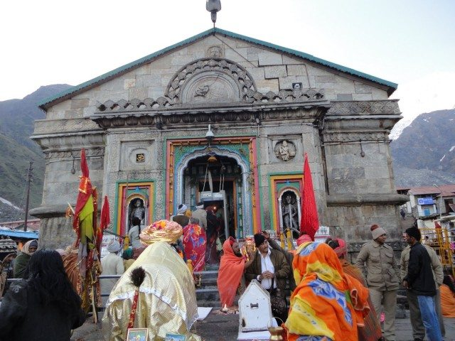 Entrance-KedarnathJi