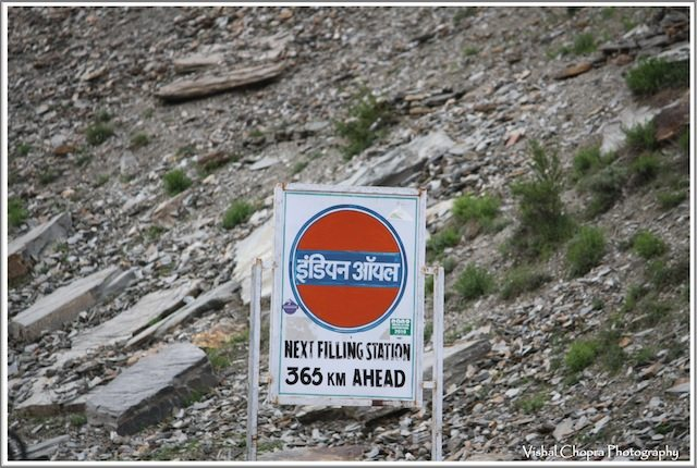 The message is very clear at Tandi