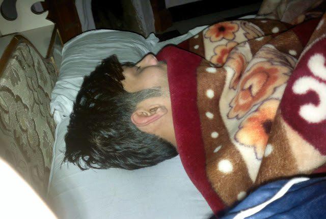 नींद की खुमारी ....सब पर भारी (प्रवीण बाबू)