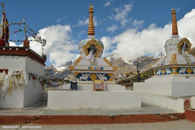 Kunzum Pass Temple