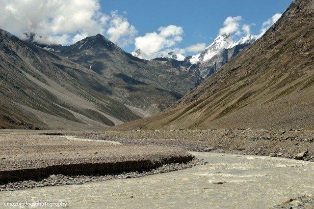 Chandra river - Batal