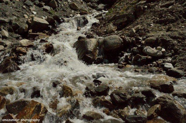 Waterfall Nallah