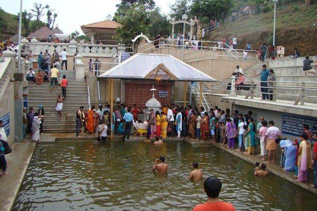 Thalakkaveri Temple,Karnataka