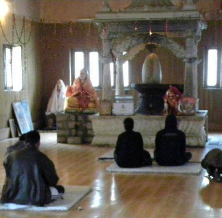 Shankaracharya  Samadhi Sthal