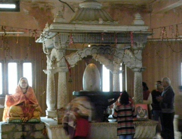 Close up - Shankaracharya  Samadhi Sthal