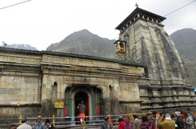 Full view - Kedarnath Temple