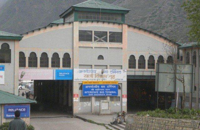 Badrinath Bus Stand