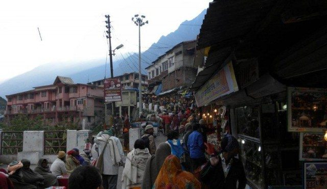 Market - Badrinath