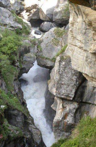 Orign - River Saraswati