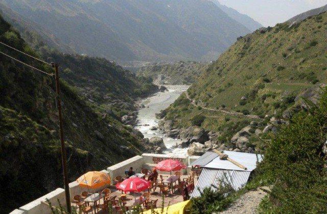 View from Bhimpul
