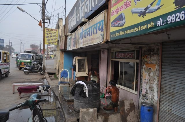 Dhaba opp. Gangwal Bus Stand, Indore