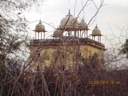 King Akhbar's rest house