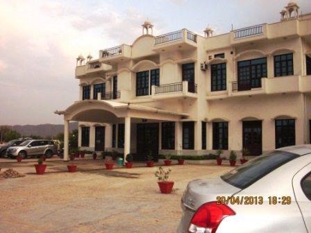 Gulmohar- Sariska resort