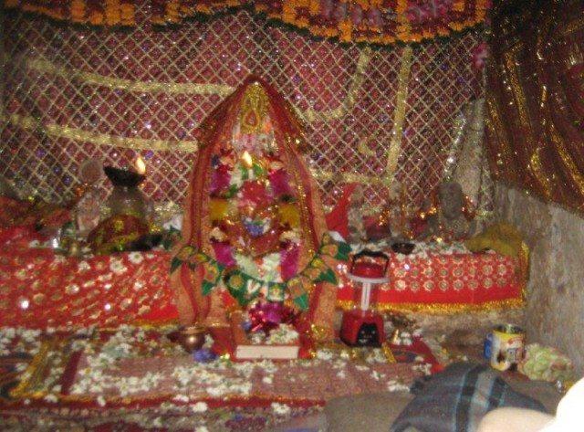 Temple - Saraswati devi