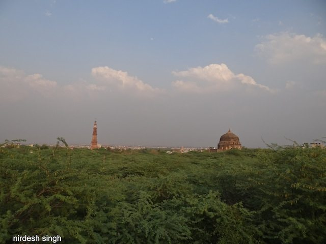 Most Awesomest View from Lal Kot
