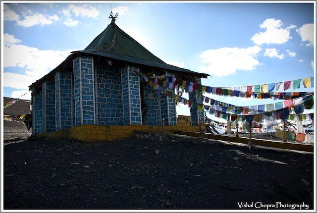 Tanglang Temple