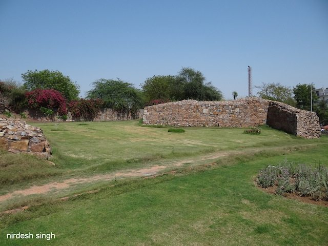 Qila Rai Pithora - Barkha Gate (probably)