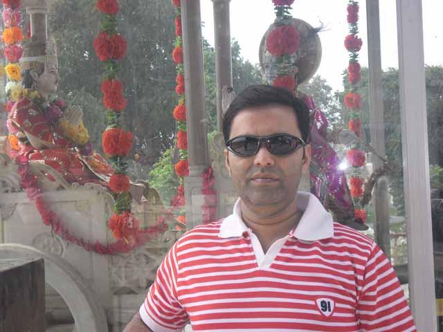 Myself at Jyotisar