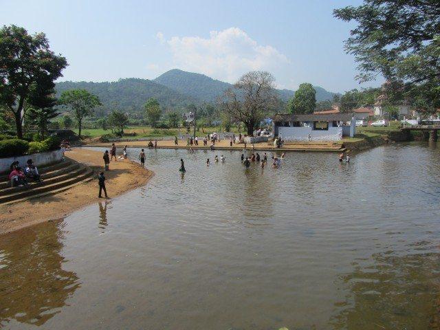 Triveni Sangama, Bhagamandala