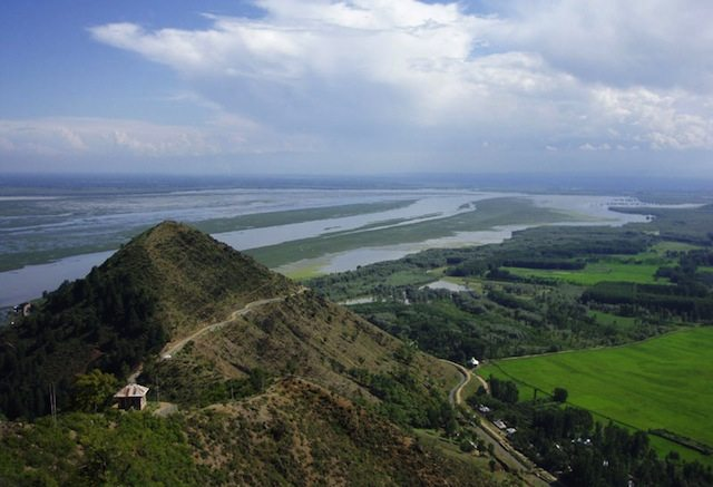 Wular Lake (Courtsey Google.com)