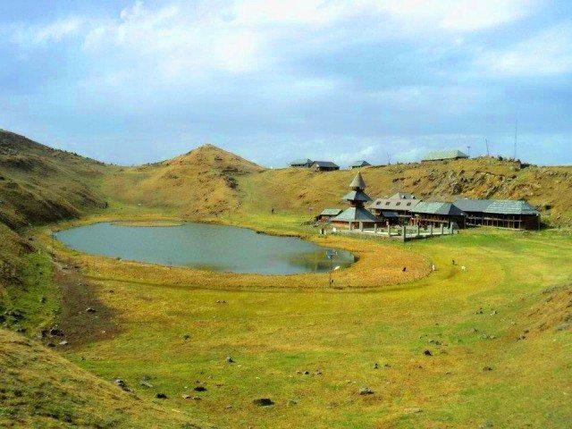 Prashar Lake, Mandi