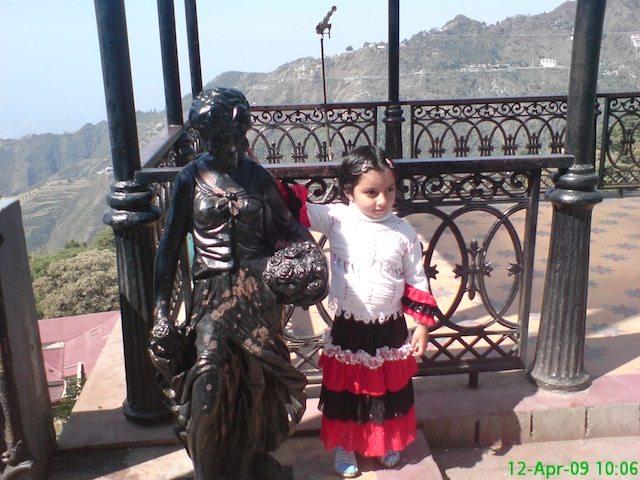 Elder daughter Jiya