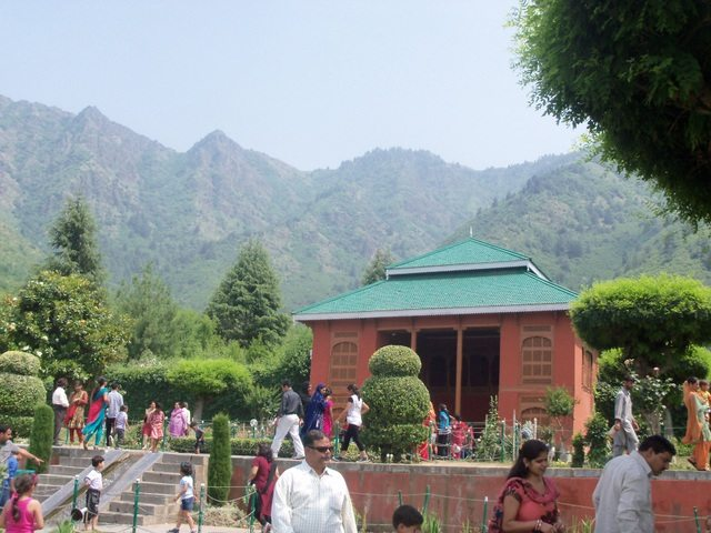Another view at Chashm e -Shahi