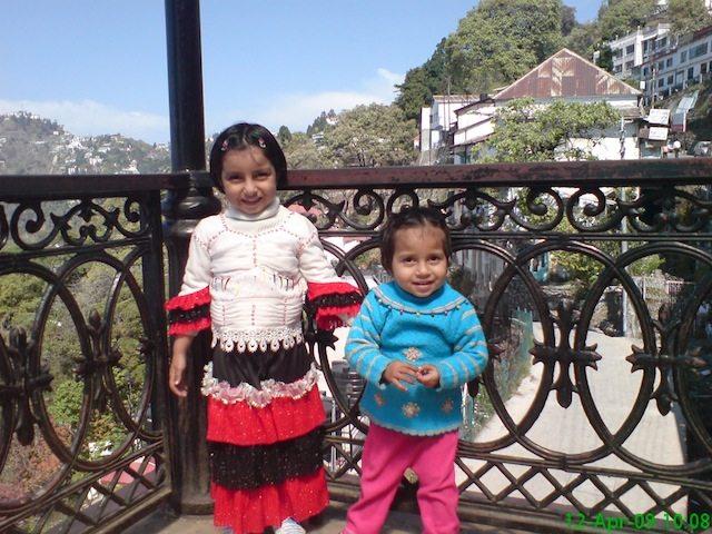 Jiya and Shagun