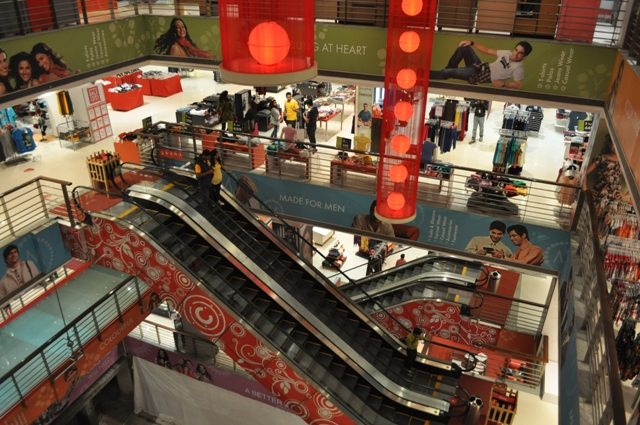 Central Mall, RNT Marg, Indore