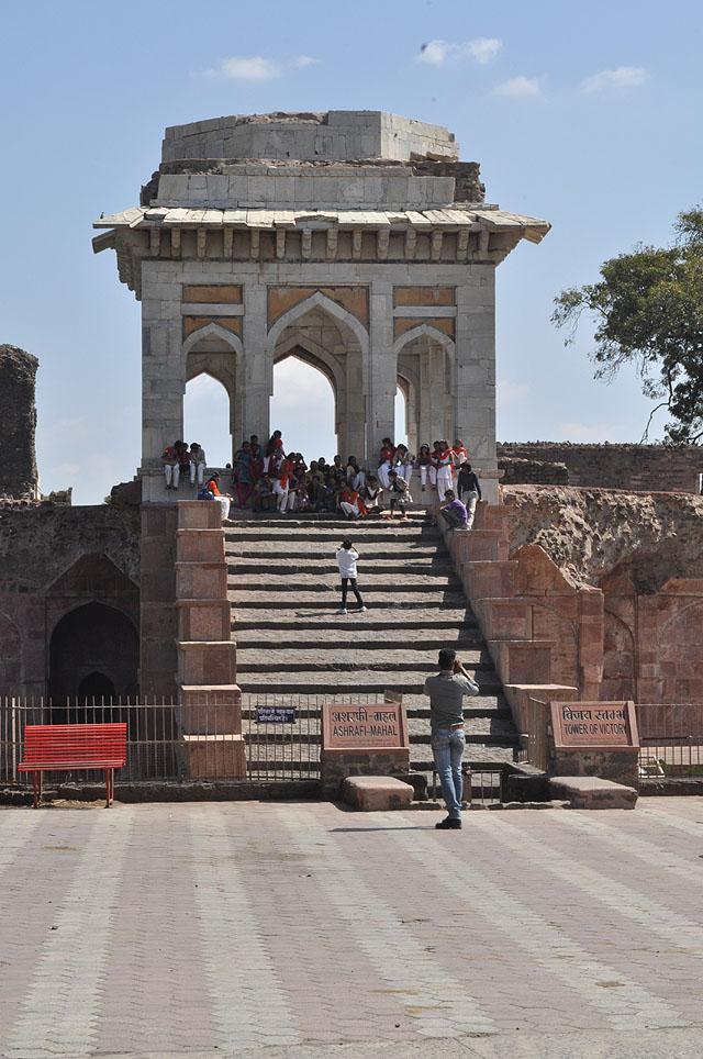 Asharfi Mahal or Sanskrit Vishwavidyalaya?