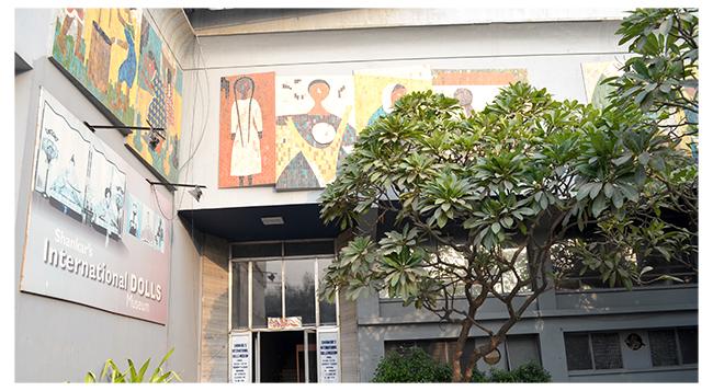Shankar's International Dolls Museum