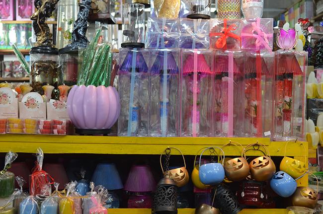 Famous Candles of Nainital