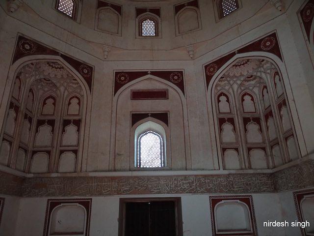 Lakkarwala Burj - Restored Insides