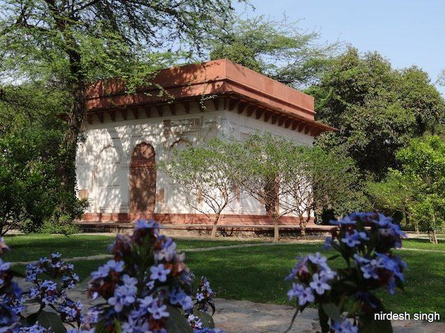 Mughal Pavilion