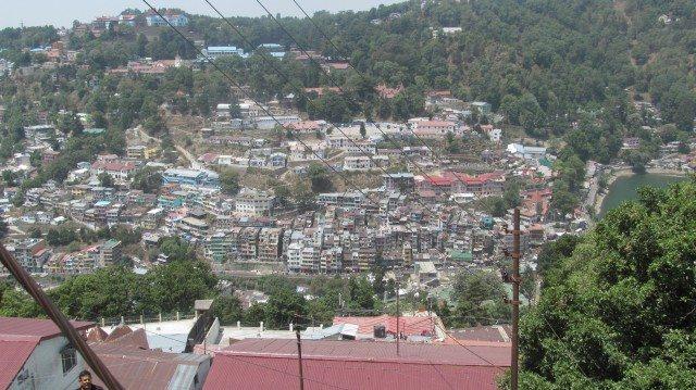 Nainital City View