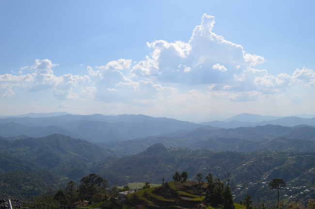 Romancing with the Kumaon Hills