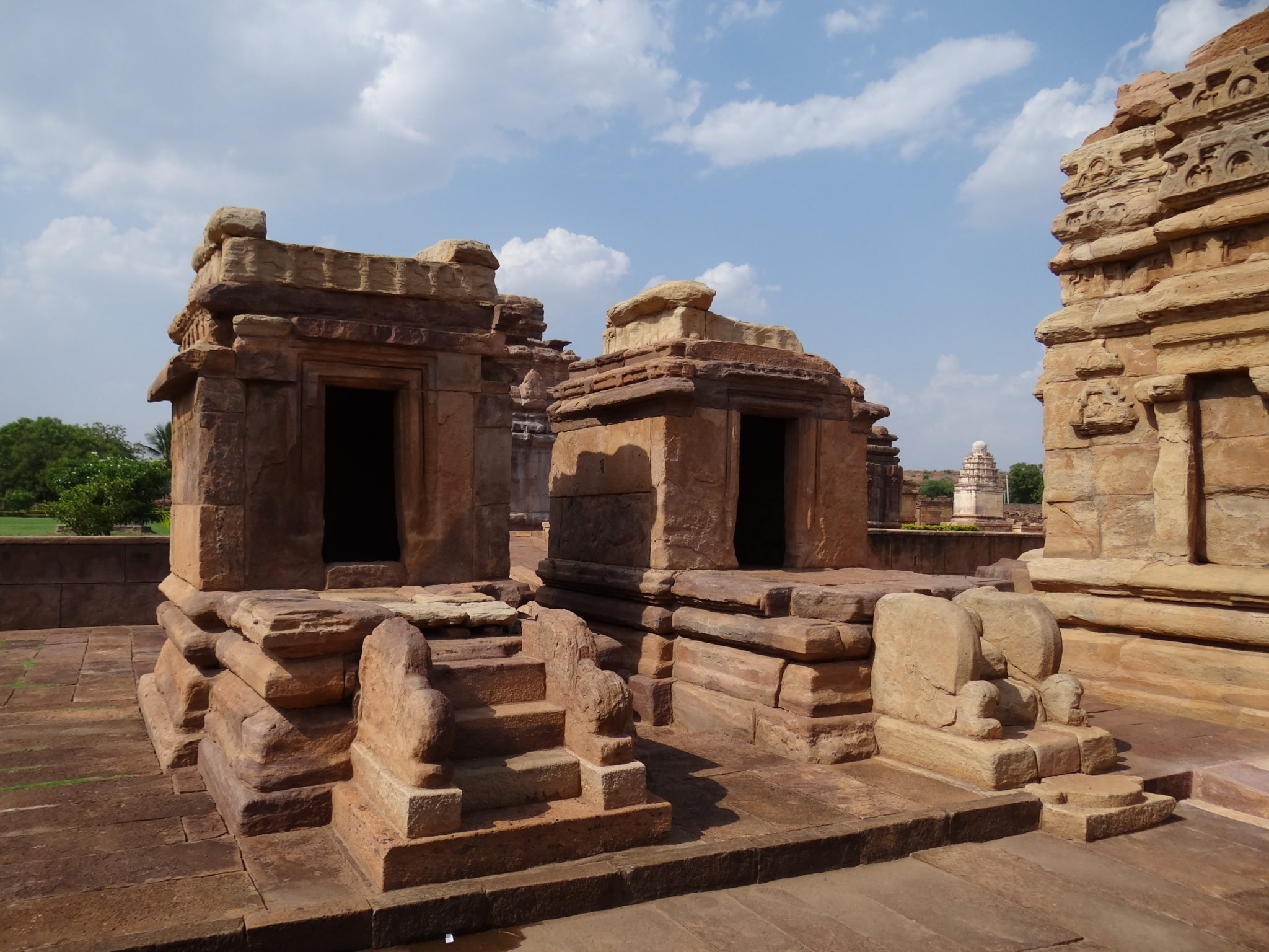 Twin Temples