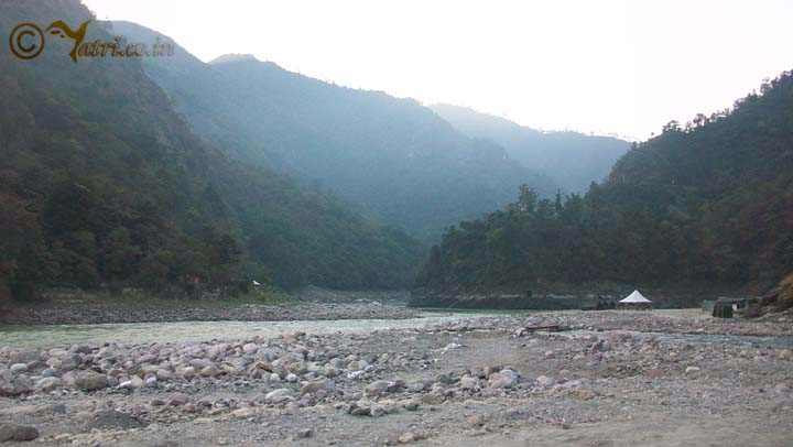 Water Rafting Camp Rishikesh