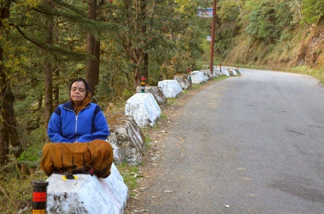 Early morning in Dhanaulti.
