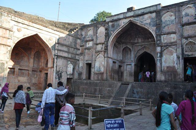 नीलकंठ मंदिर, मांडू