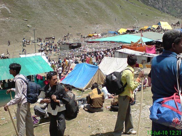 One Bhandara at Pissu Top