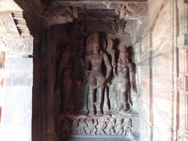 Cave 1 - Harihar