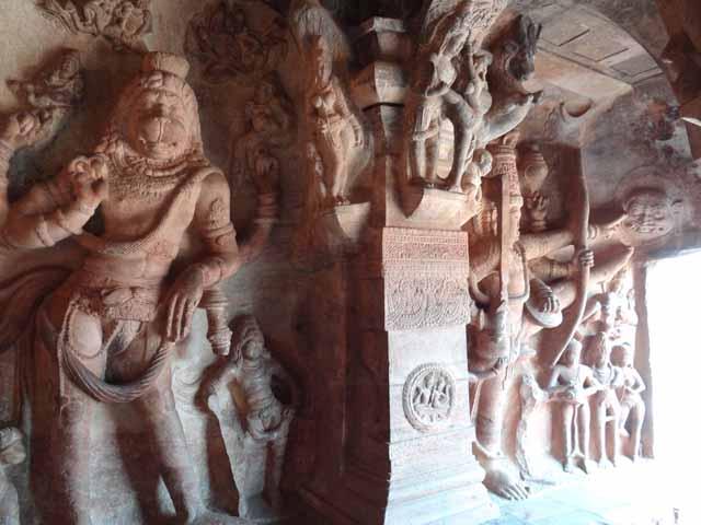 Cave 3 - Narasimh & Vaman