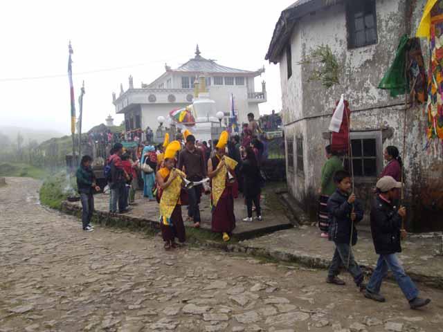 Meghma – Buddha Purnima Procession