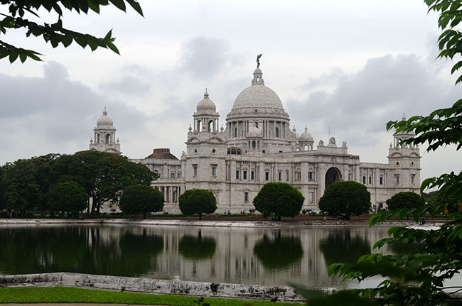 Victoria Memorial, a perfect example of beauty and grace