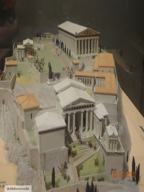 Greece Miniature