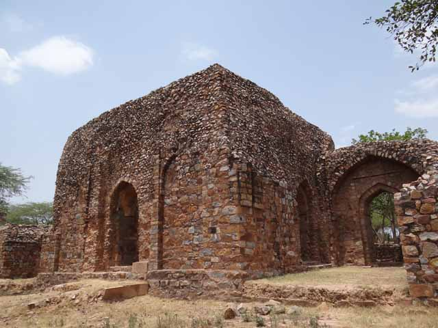 Balban Tomb with True Arches