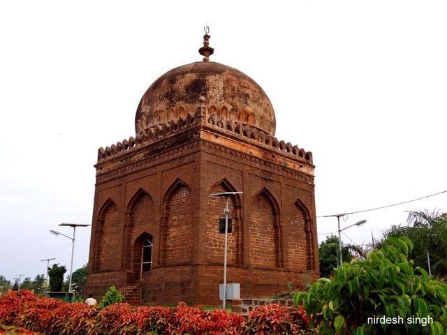 Chand Sultana Tomb